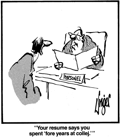 Herman cartoon, by Jim Unger