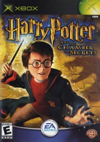 Harry Potter - Chambe of Secrets. For Xbox.