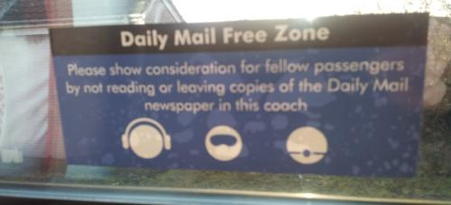 Daily Mail Free Zone